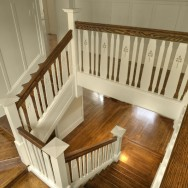 custom stair rails